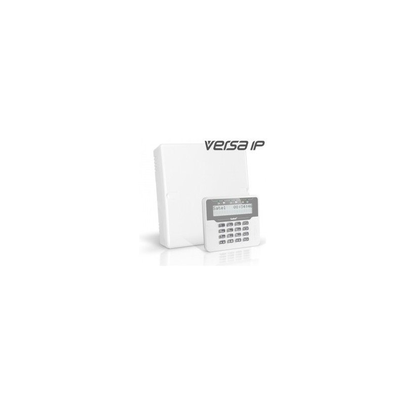 VERSA IP pakket met wit LCD bediendeel