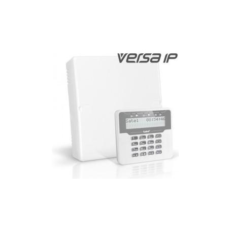 Satel VERSA IP pakket met wit LCD bediendeel