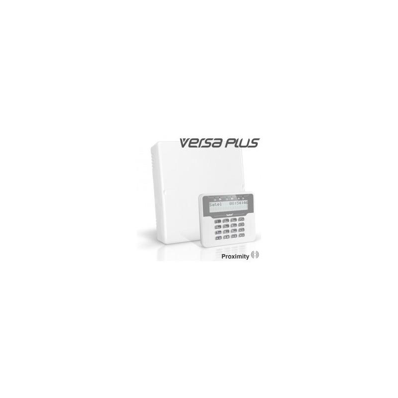 VERSA PLUS pakket met wit proximity LCD bediendeel