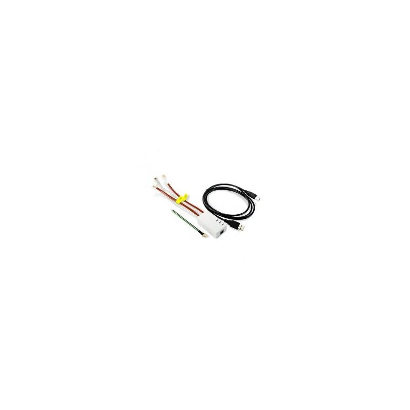 USB-RS universele programmeerkabel t.b.v. alle Satel modules