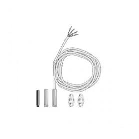 EMK46R 1K1 magneetcontact met weerstand inbouw