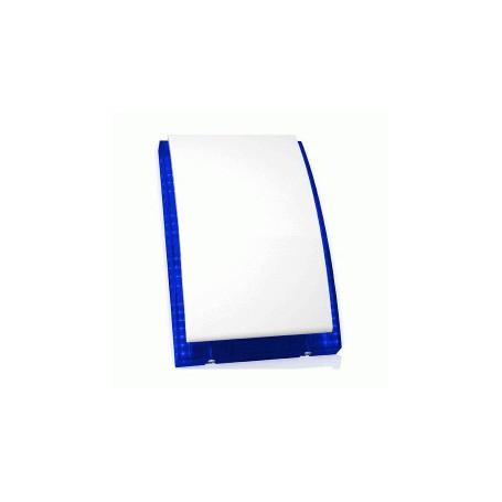 Satel SP-4003 buitensirene met blauwe LED flitser