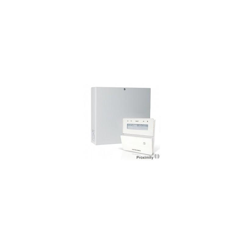 InteGra 32 pakket met wit KLFR proximity LCD bediendeel