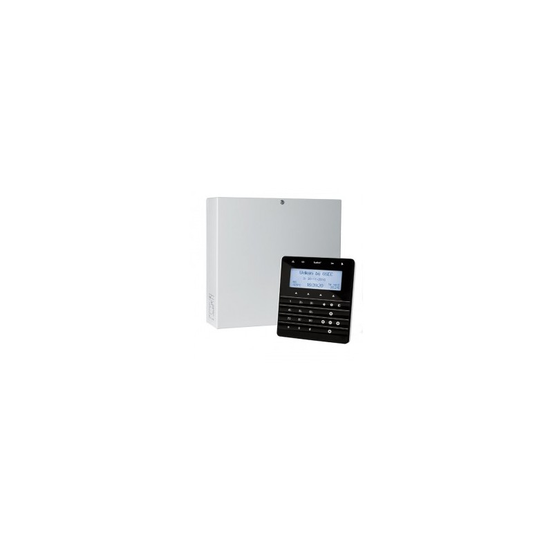 InteGra 32 pakket met zwart KSG soft touch LCD bediendeel