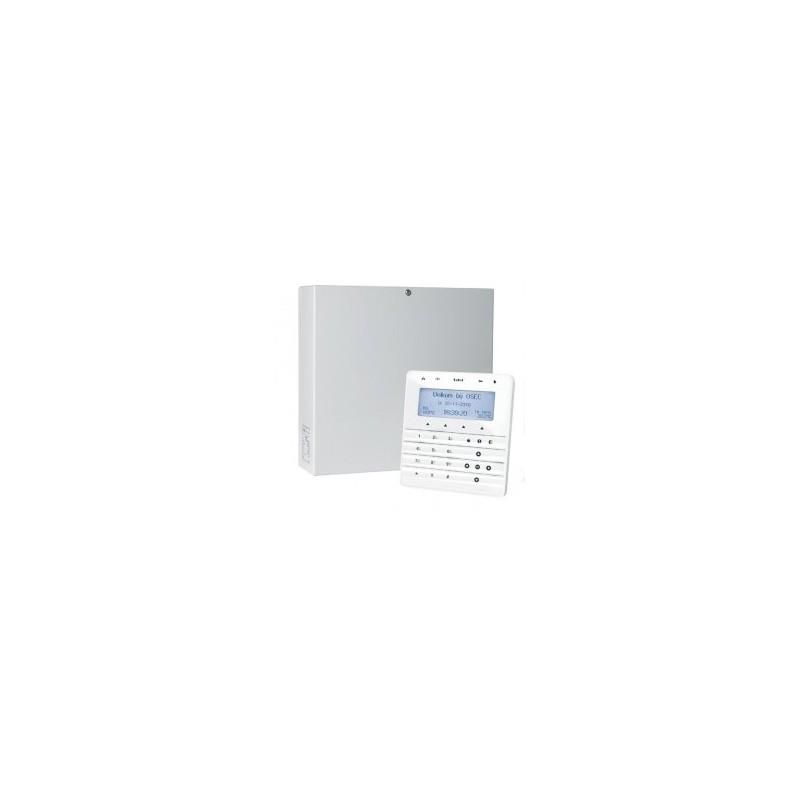 InteGra 32 pakket met wit KSG soft touch LCD bediendeel