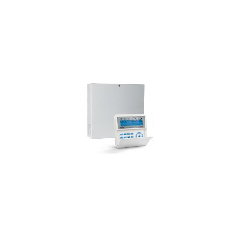 InteGra 64 pakket met blauw LCD bediendeel