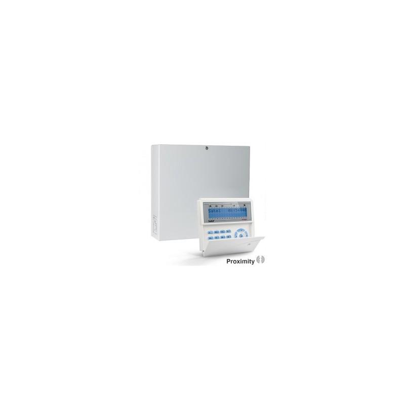 InteGra 64 pakket met blauw proximity LCD bediendeel