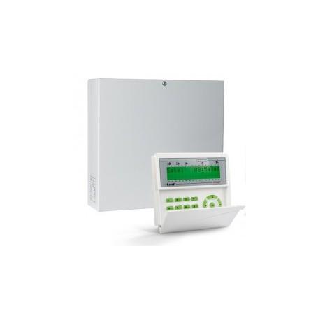 InteGra 64 PLUS pakket met groen LCD bediendeel