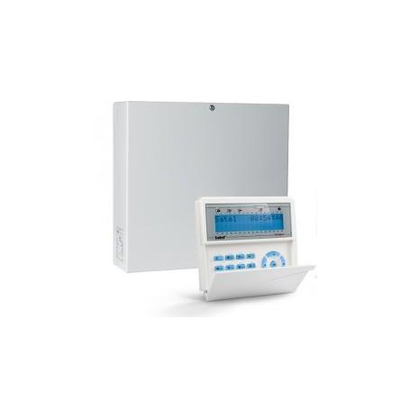 InteGra 64 PLUS pakket met blauw LCD bediendeel