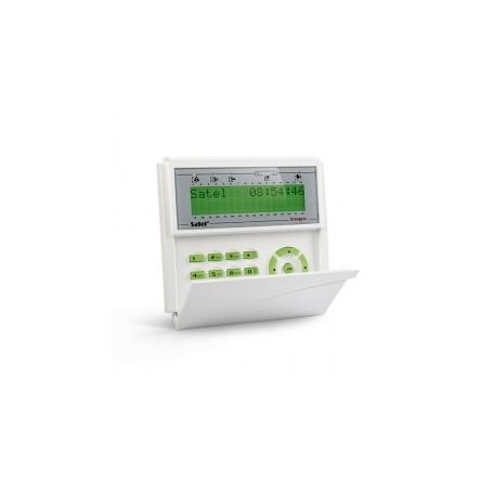 Satel INT-KLCD-GR groen InteGra LCD bediendeel