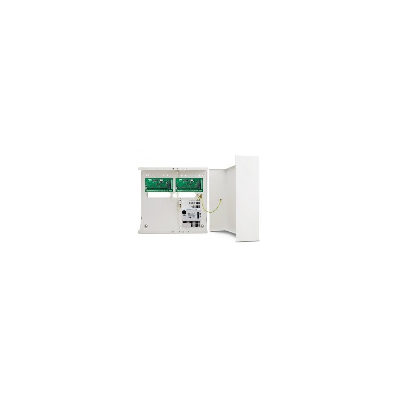 Satel INT-R Integra toegangscontrole module, incl. voeding en metalenkast