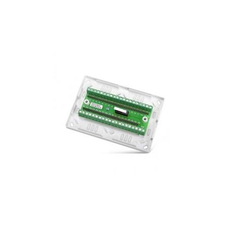 Lasdoos met 38 aansluitingen 1mm2