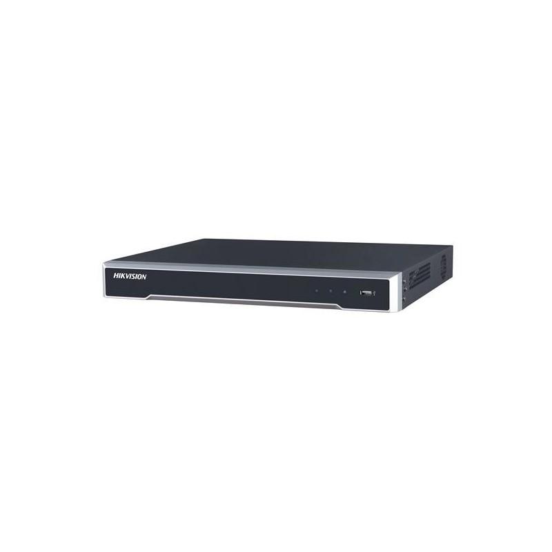 Hikvision DS-7616NI-K2/16P Full-HD NVR 16-kanaals met 16xPoE en 4K uitgang