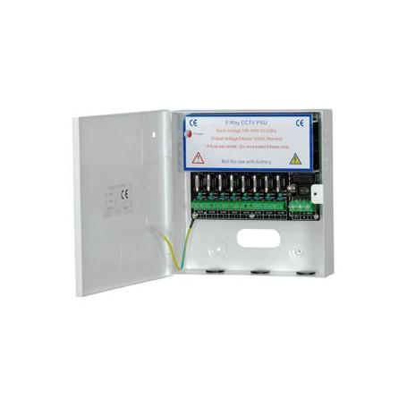 Alpha Image APC-128 voeding
