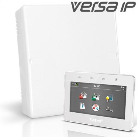 """VERSA IP pakket met wit TSG 4.3"""" touchscreen bediendeel"""