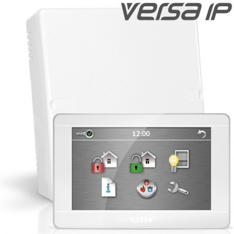 "VERSA IP pakket met wit TSH 7"" touchscreen bediendeel"