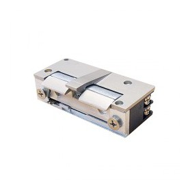 54MA100E Mini 12 VDC ruststroom met schootgeleider