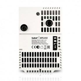 APS-612 intelligente voeding 3+3 Amp