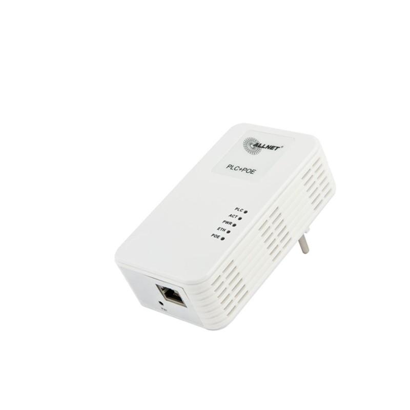 Allnet 600Mbit powerline adapter t.b.v. NVR/IP camera
