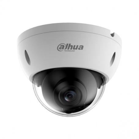 Dahua HDBW4239R-ASE ePoE 2MP Starlight WDR vandaal dome 3.6mm lens