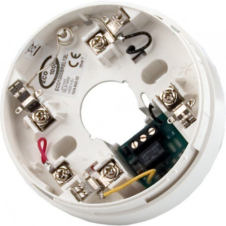 System Sensor ECO1000 12v relaissokkel latching