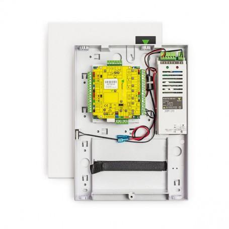 Paxton Net2 Plus 1 deurcontroller met 12V/2A voeding in kunststof behuizing