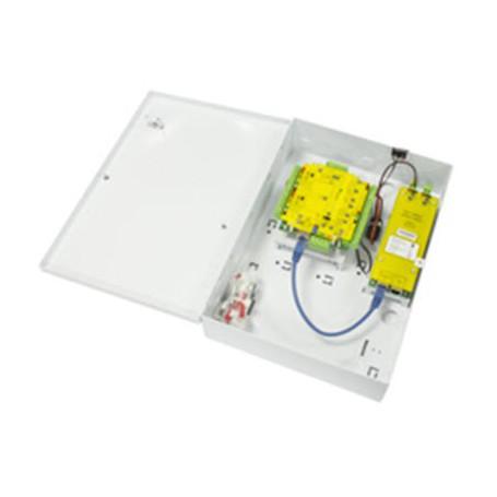 Paxton Net2 Plus - 1 deurcontroller met PoE+ in metalen behuizing