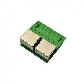 Paxton lezerpoort connector, voor eenvoudig kaartlezer aansluiting