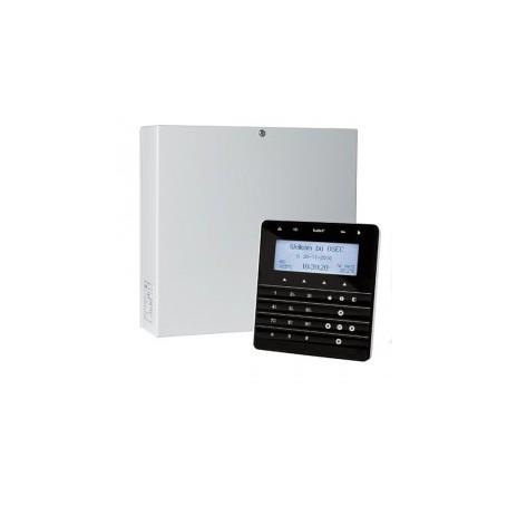 InteGra 32 pakket met zwart KSG soft touch LCD bediendeel en IP module