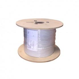 Cofer 500 meter 6 x 0,22mm2 soepele afgeschermde alarmkabel