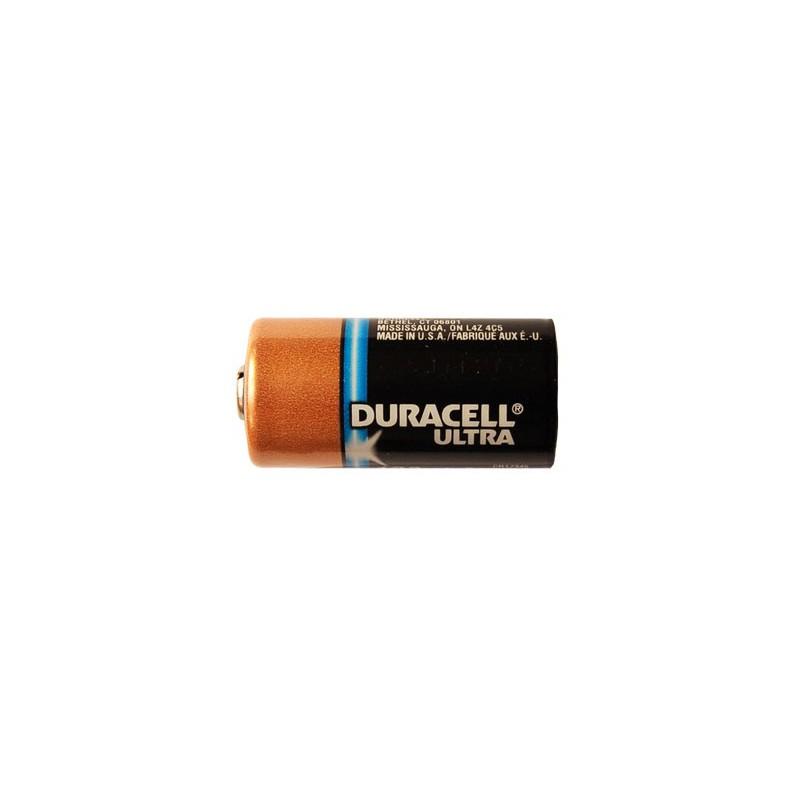 Duracell Lithium CR123 batterij