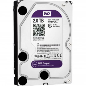 WD purple 2TB harddisk