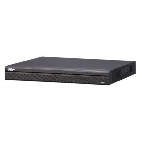 Dahua NVR4208-8P-4KS2 8 kanaals NVR met PoE en 4K