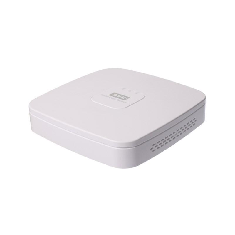 Dahua NVR4104-P/1TB 4 kanaals NVR met PoE en 1TB harddisk